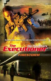 Cover of: Firestorm (The Executioner) | Don Pendleton