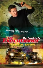 Cover of: Killing Trade