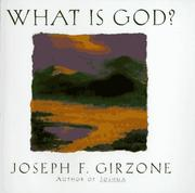 Cover of: What is God?