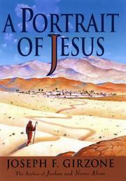 Cover of: A portrait of Jesus
