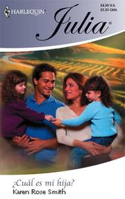Cover of: Cual Es Mi Hija: (Which One Is My Daughter?) (Harlequin Julia (Spanish))