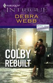 Cover of: Colby Rebuilt