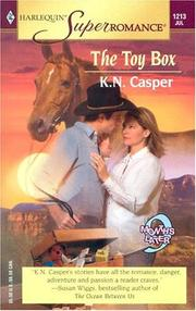 Cover of: The Toy Box