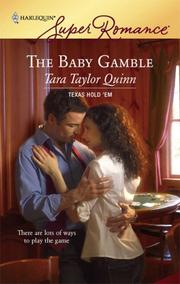 Cover of: The Baby Gamble (Texas Hold'em, Book 1)