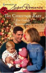 Cover of: The Christmas Baby