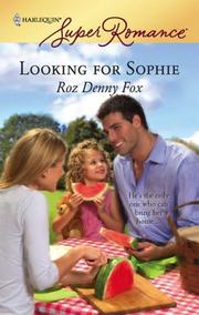 Cover of: Looking For Sophie