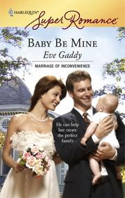 Cover of: Baby Be Mine