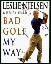 Cover of: Bad golf my way