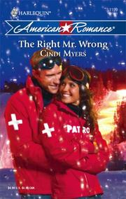 Cover of: The Right Mr. Wrong