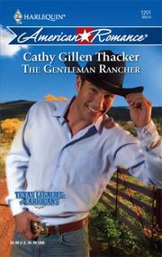 Cover of: The Gentleman Rancher