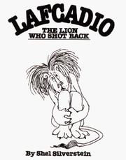 Cover of: Lafcadio, The Lion Who Shot Back