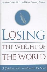 Cover of: Losing the weight of the world