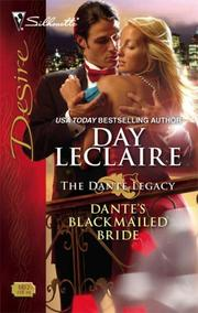 Cover of: Dante's Blackmailed Bride | Day Leclaire