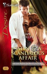 Cover of: Satin & A Scandalous Affair