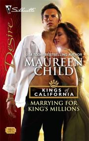 Cover of: Marrying For King's Millions