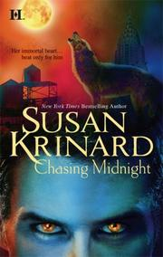 Cover of: Chasing Midnight (The Roaring Twenties Supernaturals Series, Book 1)