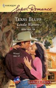 Cover of: Texas Bluff (Texas Hold