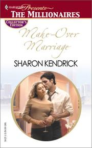 Cover of: Make - Over Marriage (Promotional Presents) | Kendrick