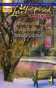 Cover of: A Season of Forgiveness (Larger Print Love Inspired #417)