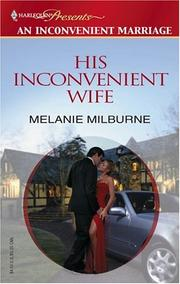 Cover of: His Inconvenient Wife (Harlequin Presents An Inconvenient Marriage)