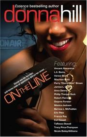 Cover of: On The Line (Sepia)