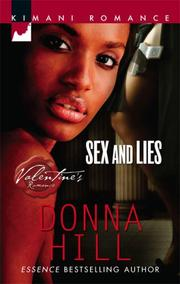 Cover of: Sex And Lies