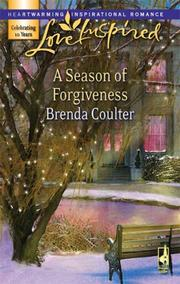 Cover of: A Season of Forgiveness (Love Inspired #417)