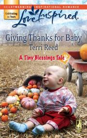 Giving Thanks for Baby (A Tiny Blessings Tale #5) (Love Inspired #420)