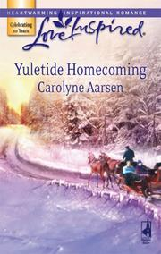 Cover of: Yuletide Homecoming (Love Inspired #422)