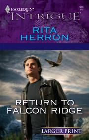 Cover of: Return To Falcon Ridge