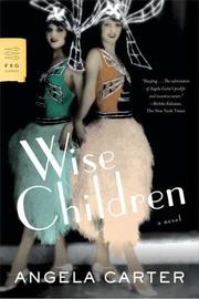 Cover of: Wise Children | Angela Carter