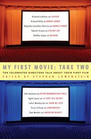 Cover of: My First Movie: Take Two