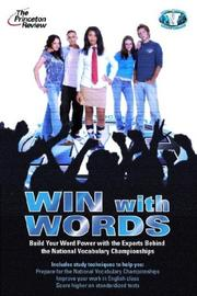 Cover of: Win with Words | Princeton Review