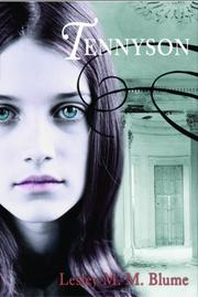 Cover of: Tennyson | Lesley M. M. Blume