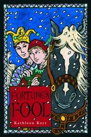Cover of: Fortune's Fool