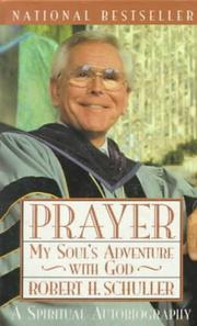 Cover of: Prayer | Robert Schuller