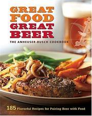 Anheuser-Busch Cookbook