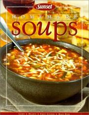Cover of: Homemade Soups |