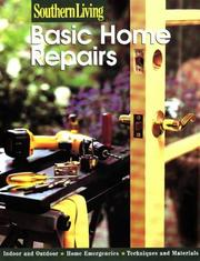 Cover of: Basic Home Repairs