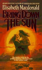 Cover of: Bring Down the Sun