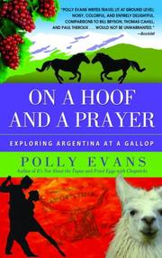 Cover of: On a hoof and a prayer