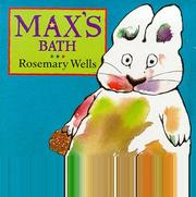 Max's bath by Rosemary Wells