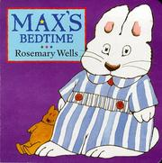 Cover of: Max's Bedtime (Max and Ruby)