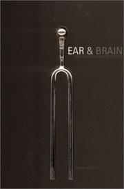 Cover of: Ear and Brain
