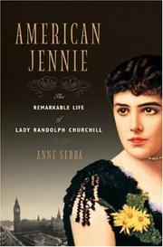 Cover of: American Jennie