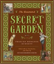 Cover of: The Annotated Secret Garden