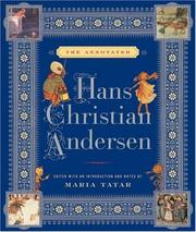 Cover of: The annotated Hans Christian Andersen