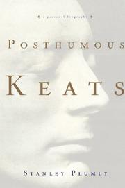 Cover of: Posthumous Keats