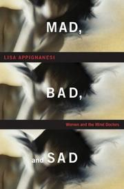 Cover of: Mad, Bad and Sad