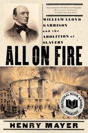 Cover of: All on Fire | Henry Mayer undifferentiated